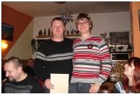 Dritter bei den Paaren: Michael Rietz und Martin Appelt