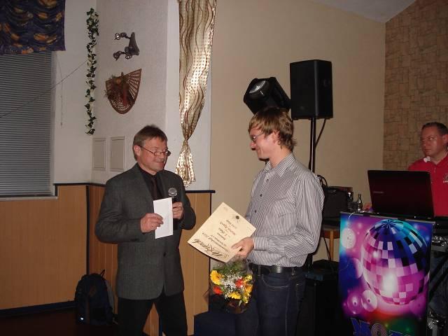 Junioren Meister - Martin Appelt