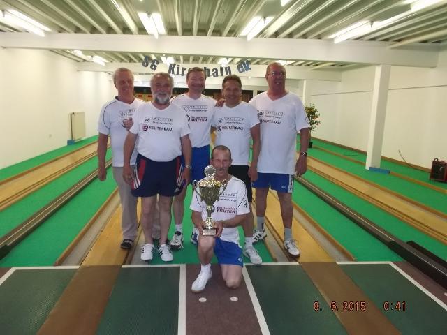 Gewinner: SG Kirchhain Herren A/B